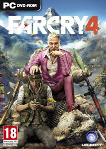 игра Far Cry 4 - Gold Edition